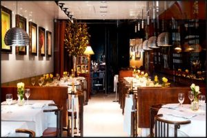 Good Restaurants - places to eat in London