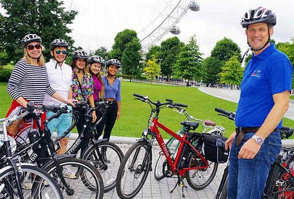 The Iconic Bike Tour of London 2019