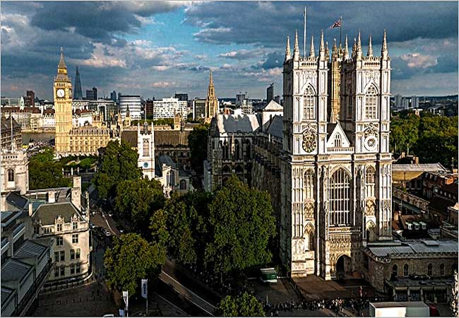 Beautiful-View-of-Westminster-Abbey