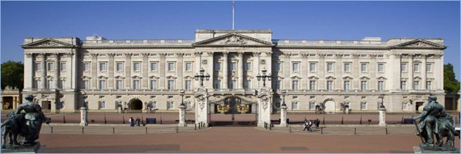 Buckingham Palace-Visit London