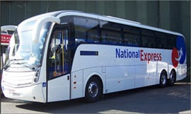 Bus Booking – Cheap Travel to London Airport