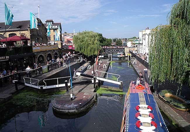 Camden-Town-Market-in-London