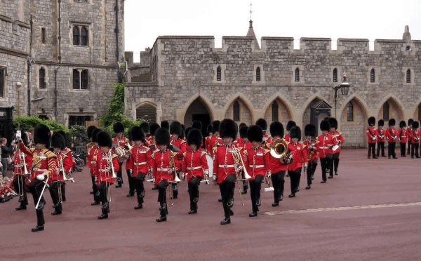 Changing the Guard At Windsor Castle-windsor day trip