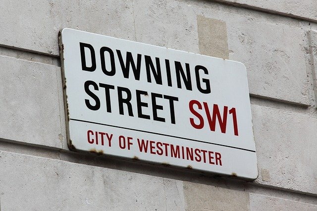 Westminster Walk - Downing Street