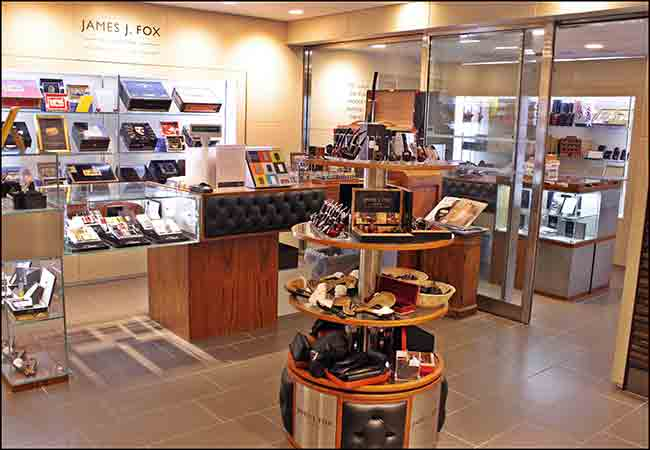 JJ Fox -exclusive London store for ultimate cigars