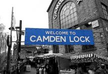 London Camden Market