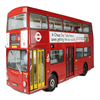 London Red Bus-