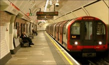 London underground stations