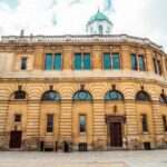 Sheldonian theatre in oxford england min scaled
