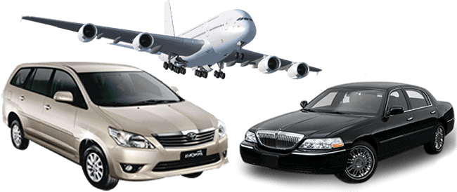 Shuttle Services to Airports