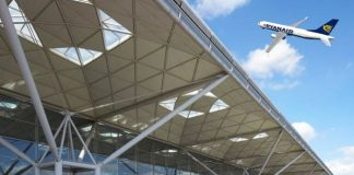 Stansted Airport London