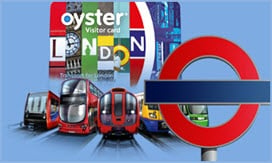 Travel Tips London oyster