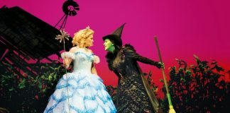 Wicked the Musical show min