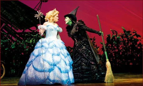 Wicked the Musical show