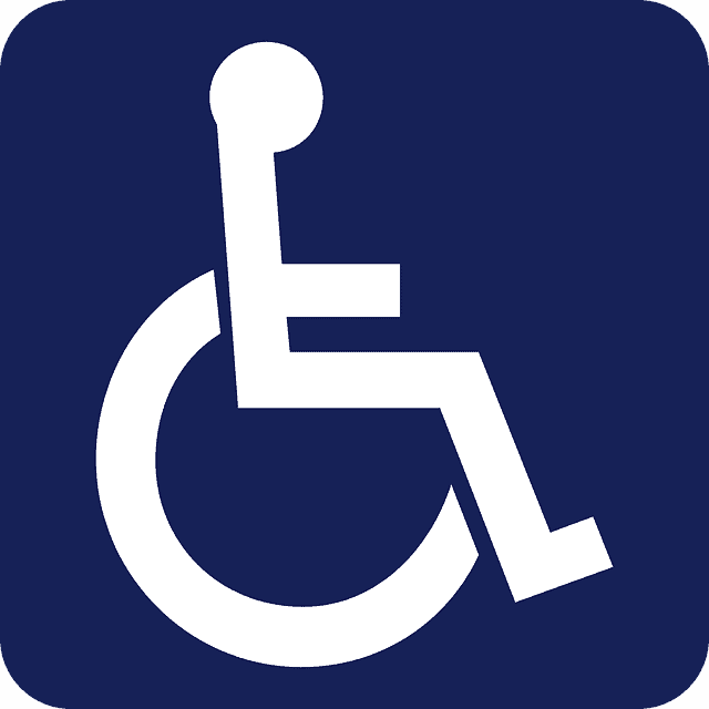Disabilities access to National History Museum