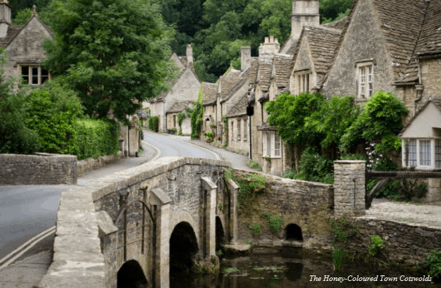 UK Vacation-The Honey-Coloured Town Cotswolds