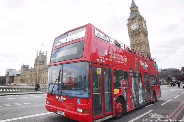 UK Tours - London Bus Tour