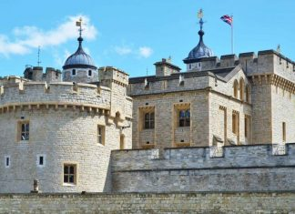 Tower of London min