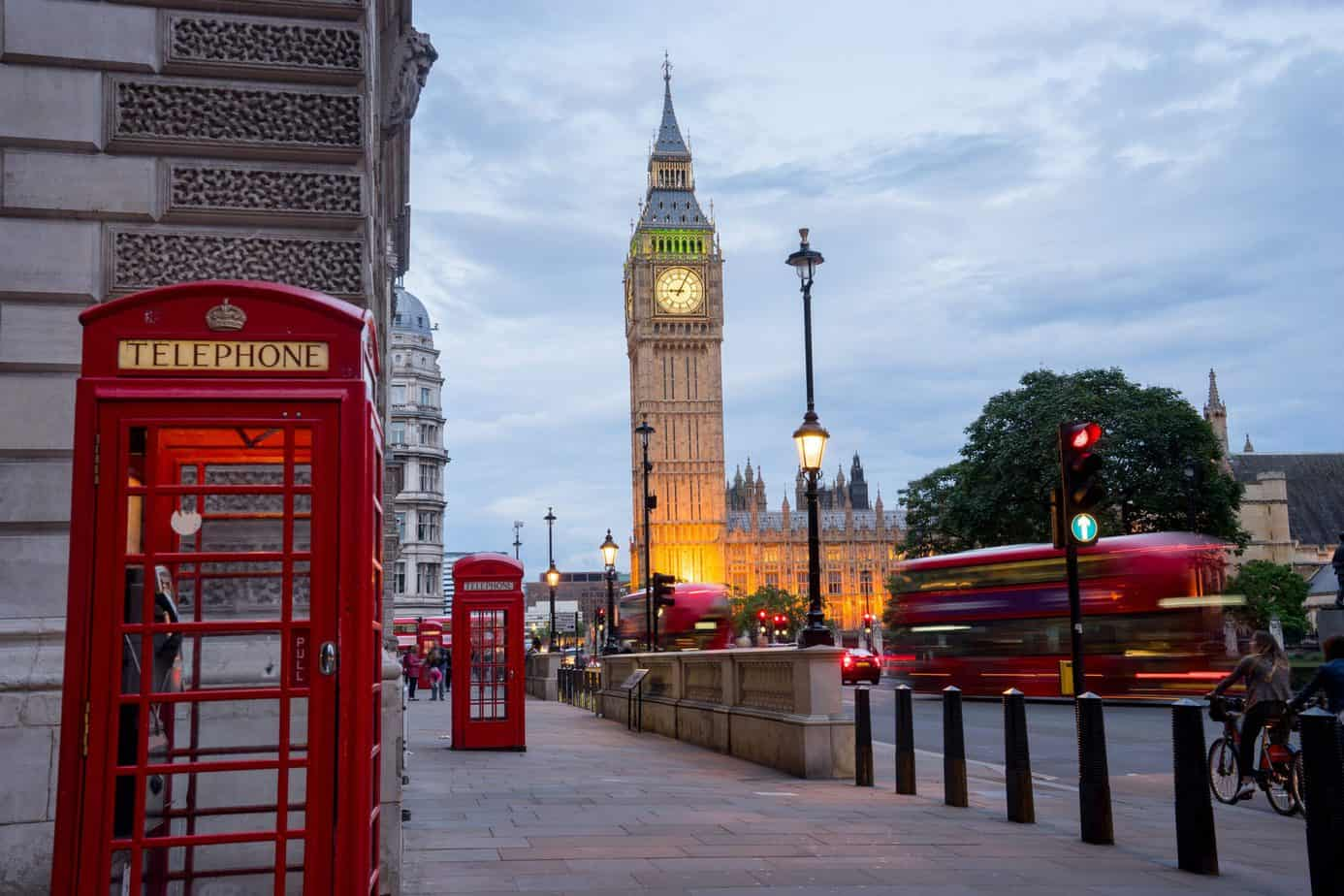 best london travel in budget