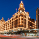 Harrods London Location