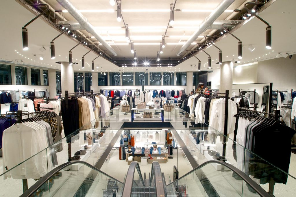 Zara- Store-Oxford-Street-London