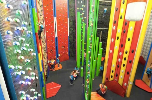 Clip 'n Climb -August Things to do in London