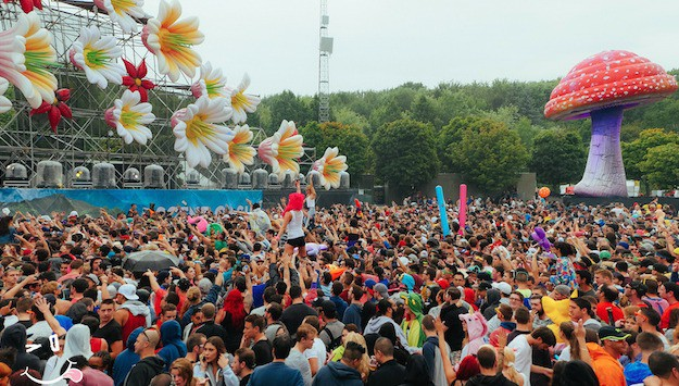 Mushroom Dance Festival - August Things to do in London