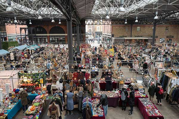 Buy anything you want in sunday markets