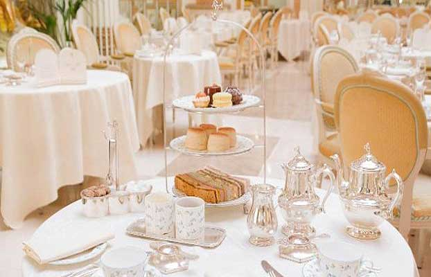 A Ritz Afternoon Tea