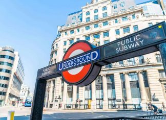 Getting-around-London with Underground