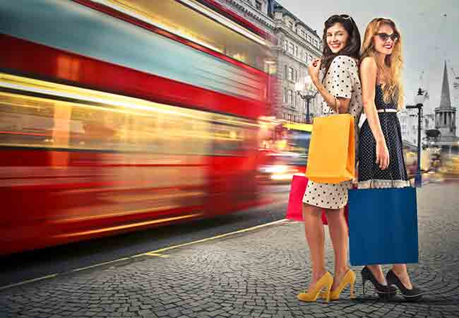Shopping-In-London-