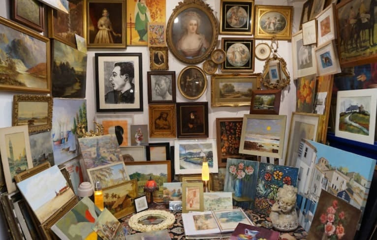 Perfect guide to Alfie's Antiques Market