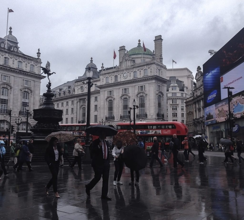 Piccadilly-Lodon