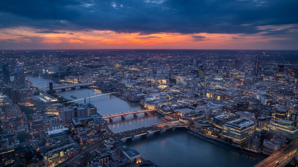 Famous Streets in London